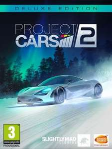 Project Cars 2 Deluxe Edition (Steam) £11.99 @ CDKEYS