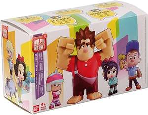 Ralph Breaks the Internet blind box (2 figures) in store at Home Bargains for £1.99