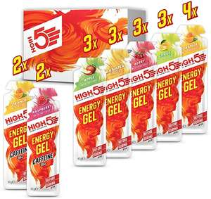 HIGH5 Energy Gel Quick Release On The Go (20 x 40g sachets) Mixed £7.18 S&S (15% off) / £8.45 Prime (+£4.49 NP) @ Amazon