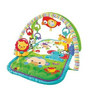 Fisher-Price 3-in-1 Musical Rainforest Activity Gym £21.50 delivered at Amazon