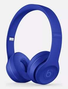 Beats by Dre Solo 3 On-Ear Wireless Bluetooth Headphones - Break Blue - £99.74 With Code @ Argos / Ebay