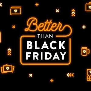 Bonusprint Better Than Black Friday Sale up to 60% off