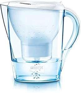 Brita Marella 2.4 litre water filter (white) £4 instore @ Tesco (Hardengreen, Dalkeith. Near Edinburgh)