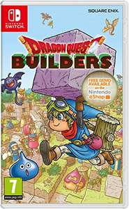 Dragon Quest Builders Nintendo Switch £21.99 delivered at Amazon
