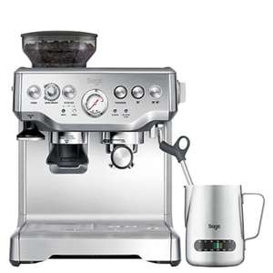 Sage Barista Express Stainless Steel all-in-one espresso machine £449.96 with code at sage appliances