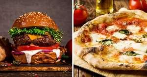 50% off your first order at UBER EATS. Maximum discount £10, Minimum spend £15