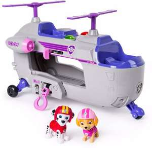 Paw Patrol - 'Skye's' Ultimate Rescue Helicopter is £19.99 (+ £1.99 C&C to local Hermes Parcelshop) @ Debenhams
