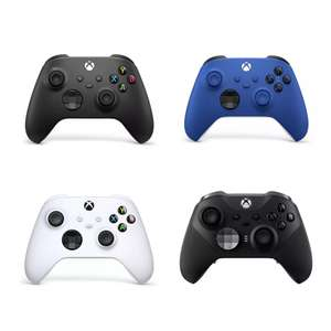 £10 Off Xbox Series X & S Controllers If You Pre-ordered A New Xbox From Argos - £44.99 Standard / Elite Series 2 £149.99 @ Argos