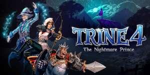 Trine 4: The Nightmare Prince Nintendo Switch £7.49 at Nintendo eShop