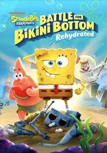 SpongeBob battle for bikini bottom rehydrated £13.24 Eneba