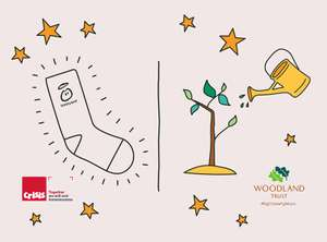 Free Mini Tree or Pair of Socks from Innocent Smoothies