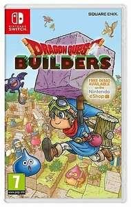 Dragon Quest Builders (Nintendo Switch) £17.99 Delivered @ Argos via eBay