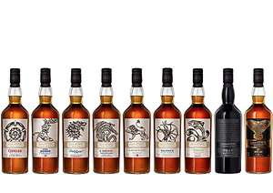 20% off drinks at Harvey Nichols - e.g The complete GoT whisky collection for £416.50 Free click and collect