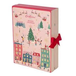 Cath Kidston - Christmas Beauty Advent Calendar Gift Set now £24.00 (+ £1.99 Hermes Collect / £3.49 Delivery) @ Debenhams