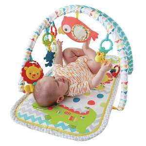 Fisher-Price Carnival 3-in-1 Musical Activity Baby Gym £22.50 click & collect @ Argos