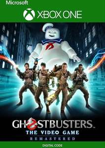 Ghostbusters: The Video Game Remastered XBOX ONE/X/S (Digital UK) £7.49 @ CDKeys