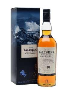 Talisker 10 Single Malt Scotch Whisky - £20.50 instore at Co-operative, Southport