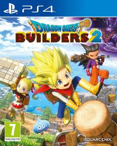 Dragon Quest Builders 2 (PS4) £13.85 Delivered @ Base
