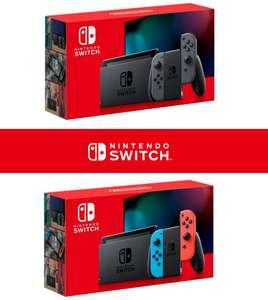Nintendo Switch Console Neon or Grey £229 (Black Friday offer) instore + Other offers on thread @ Tesco