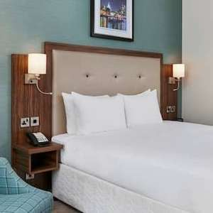 Hilton Doubletree London 4 star hotel Kings Cross / Angel Islington £43pn for up to 3 people in December + Free cancellation Hilton Hotels
