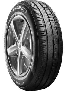 Avon ZT7 tyres fitted for £99.56 with code at f1autocentres