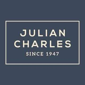 Julian Charles Black Friday Sale - 20% off everything + stackable 15% off + free delivery