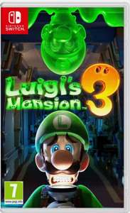 Luigi's mansion 3 Nintendo Switch £35.99 with code PURCHASE20 @ Shopto Ebay