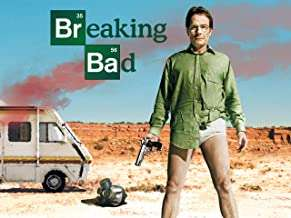 Breaking Bad Complete £15.99 at Google Play plus other series reduced