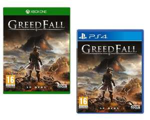 GreedFall (PS4/Xbox One) - £15.09 Delivered @ Base