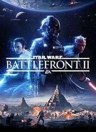 [Origin] STAR WARS Battlefront II (PC) - £5.39 @ EA Store
