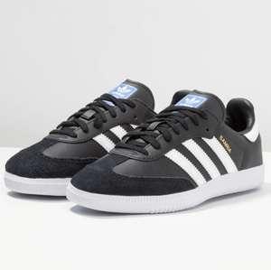 Adidas samba og black junior/small ladies £21 delivered @ Zalando