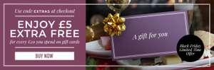 Ember Inn £25 giftcard for £20