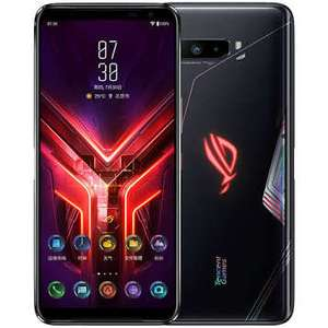 Global ROM Asus ROG Phone 3 Snapdragon 865Plus Dual SIM Smartphone 12GB 512GB - £787.71 Shipped From Poland @ Simson store / Aliexpress