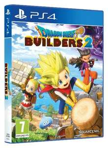 Dragon Quest Builders 2 (PS4) £12.85 Delivered @ Shopto