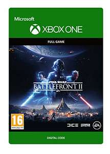 Star Wars Battlefront II XBOX ONE Download Code ONLY £5.99 from Amazon