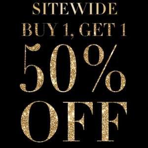 Victoria secrets buy 1 get 1 half price Black Friday sale