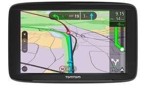 TomTom VIA 62 6 Inch UK, ROI and EU Maps Sat Nav £99.99 at Argos