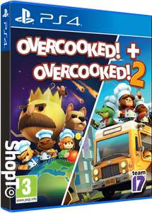 Overcooked! + Overcooked! 2 (PS4 / XBox One) £13.85 Delivered @ Shopto