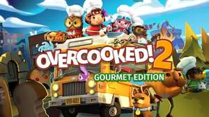 XBOX 'Overcooked 2' Gourmet Edition. Includes ALL DLC packs for Overcooked 2 - £22.49 Microsoft Store