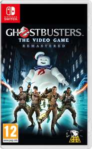 Ghostbusters The Video Game Remastered Nintendo Switch £18.85 @ Base.com