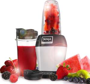Nutri Ninja Blender & Smoothie Maker 900W BL450UK Silver - £40 @ Tesco