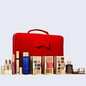 Estee Lauder '32 Beauty Essentials' gift box £69 delivered @ Estee Lauder Shop