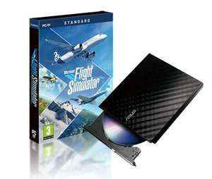 Microsoft Flight Simulator 2020 Standard Edition with ASUS Drive £69.98 UPS AND DPD PICKUP delivery £4.79 @ Scan