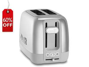 Dualit Black Friday Offers - Including Domus 2 Slice Toaster £34.40 / 4 Slice £46.40 + £8.10 P&P @ Dualit