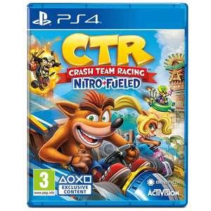 Crash Team Racing Nitro-Fueled (PS4 / Xbox One) £17 @ Asda