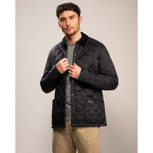 BARBOUR Heritage Liddesdale Quilted Jacket - £73.35 using code / £76.84 delivered @ Country House Outdoor