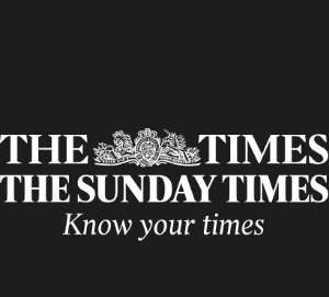 The Times Digital Subscription - Pay just £13 per month for 6 months - New Subscribers