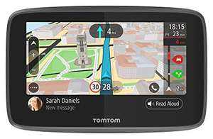 TomTom 6 inch Car Sat Nav GO 620 with Life Time World Maps & Speed Camera Updates £129.99 @ Amazon