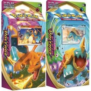 Pokémon SWSH Vivid Voltage Theme Deck Bundle of 2 (Drednaw & Charizard) - £19.95 / £22.94 delivered @ Magic Madhouse
