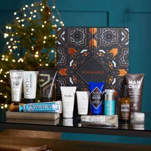 Mankind Gift set for men worth £380, now £80, free delivery